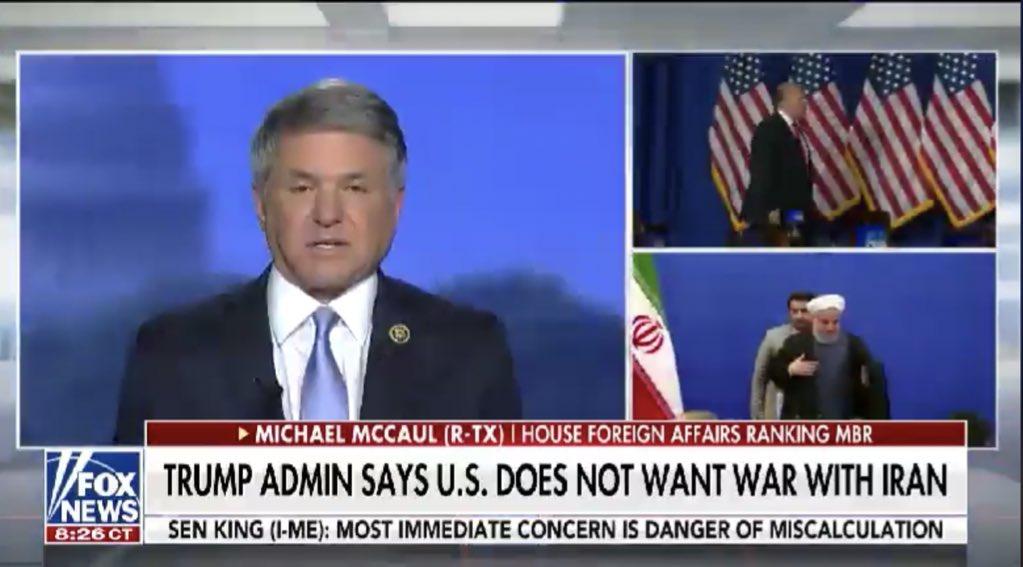 أمريكا: أرسلنا القوة الضاربة إلى الخليج بسبب تحضيرات إيران لمهاجمة عسكريينا - صفحة 5 D7LNssLXYAAcNJs