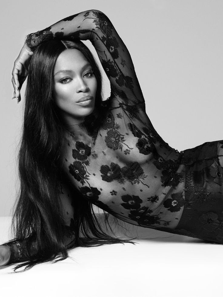 Happy birthday to the only one, naomi campbell!