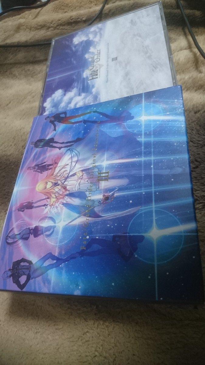 Fate/Grand Order Original Soundtrack IIIに関する画像4