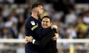 Since signing for #Derby in July 2012 from #Coventry, Richard Keogh has started 308 of 322 @SkyBetChamp games.This includes 3 seasons when he was an ever-present. 2012-13 2013-14 2014-15 2015-16 2016-17 2017-18 2018-19#DCFC #dcfcfans