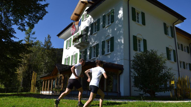 Estate di #corsa sulle #Dolomiti