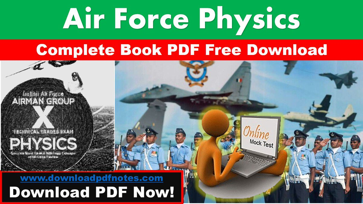 PDF*] Air Force Physics Complete Book PDF Free download