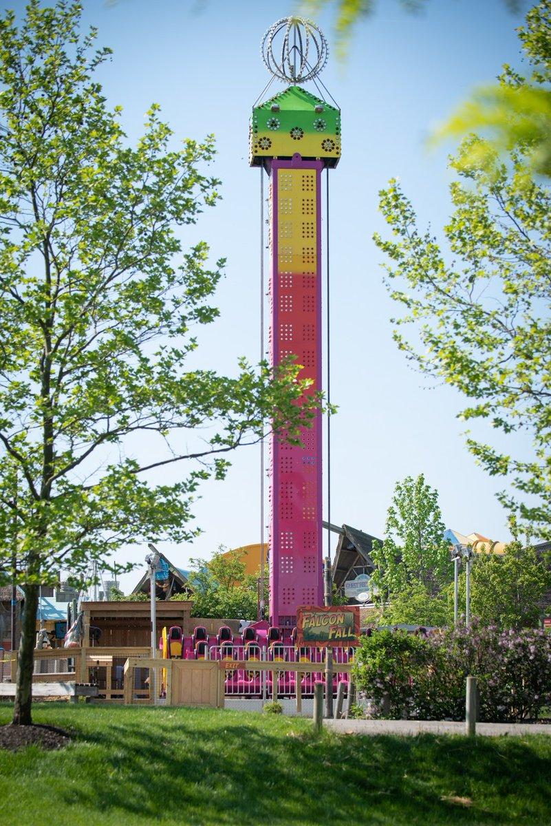 Columbus zoo rides