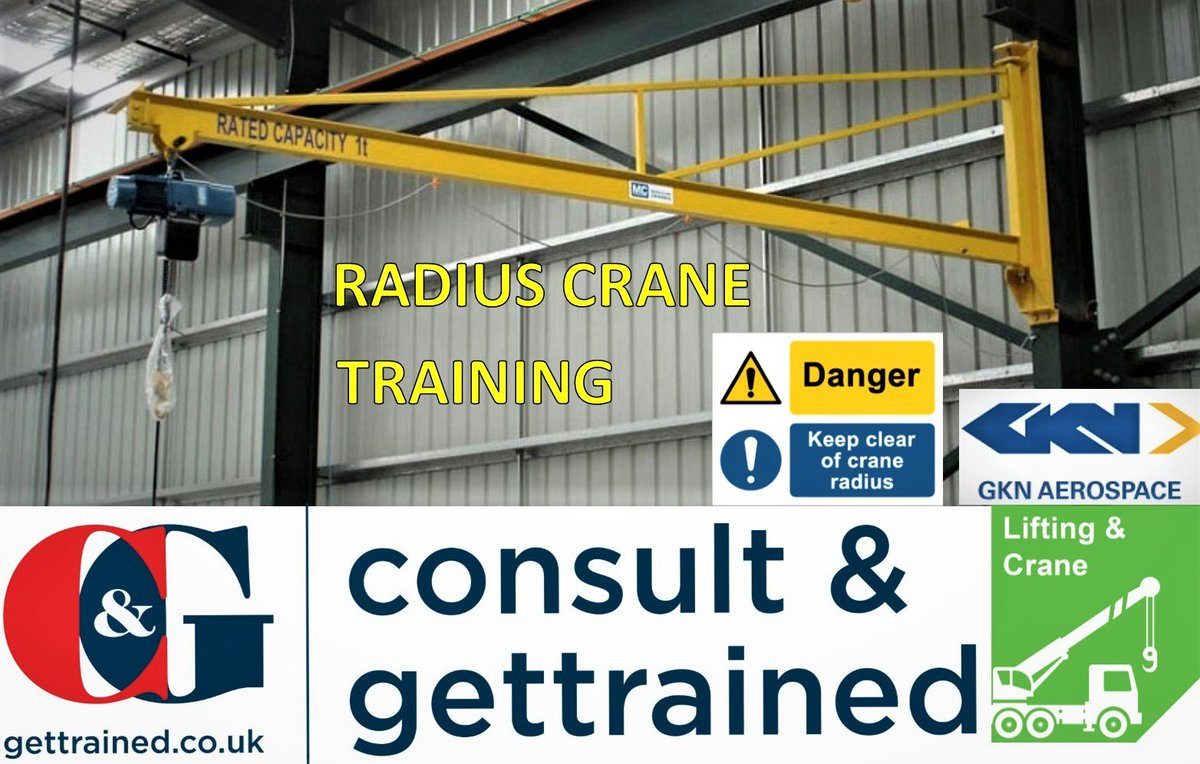 "test Twitter Media - Happy candidate @GKNAero on our 'Radius Crane - Slinging and Lifting' who said ""Relaxed style of training which helped everyone to achieve the objectives""#Feedback #Training #happycandidate https://t.co/Q388lz2jw8"