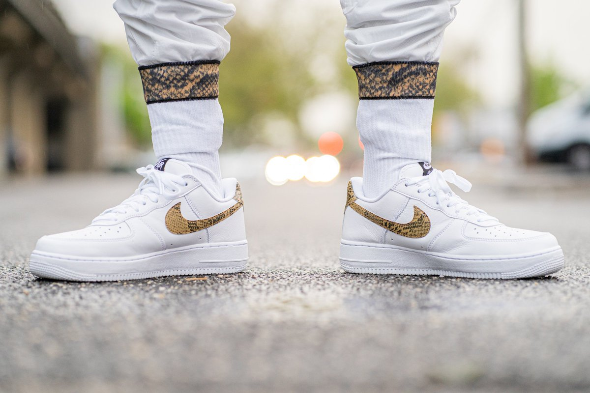 pretty cool quite nice thoughts on Nike Air Force 1 Low Retro Premium QS
