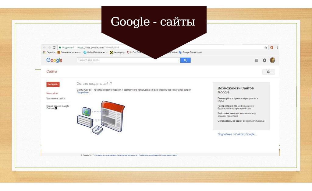 Создание сайтов в гугле бесплатно бесплатное создание рекламного сайт