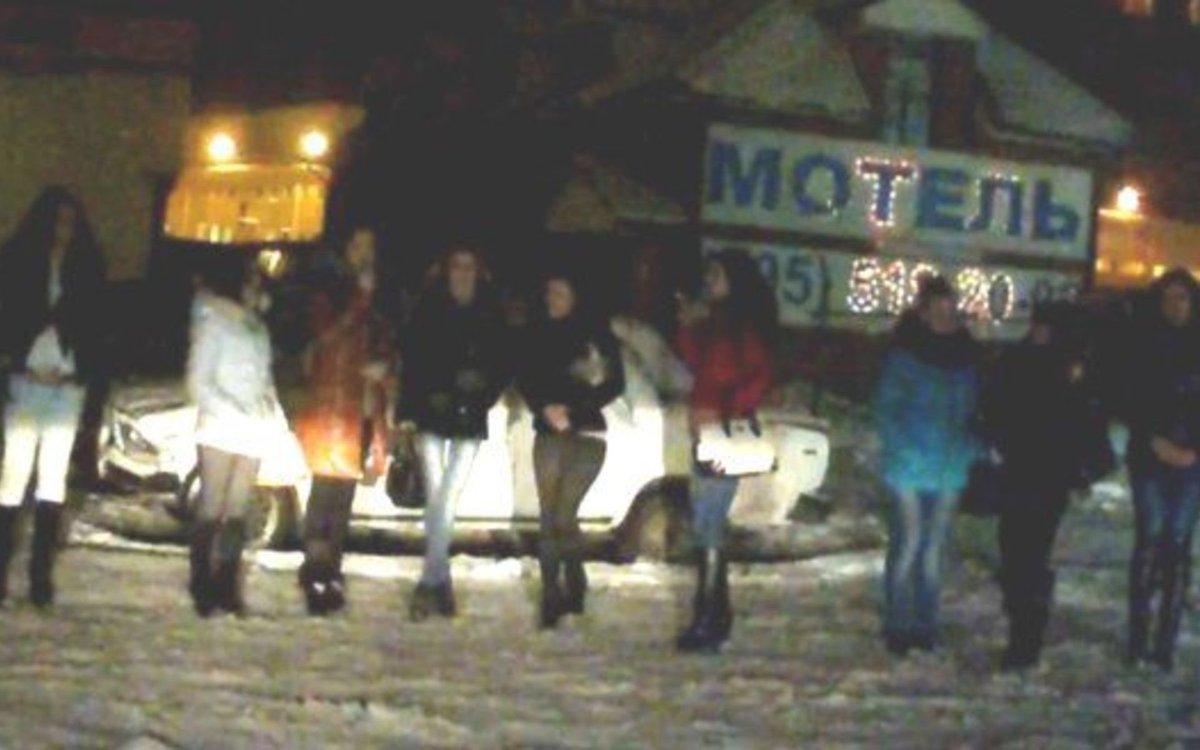 Проститутки точки в москве #14