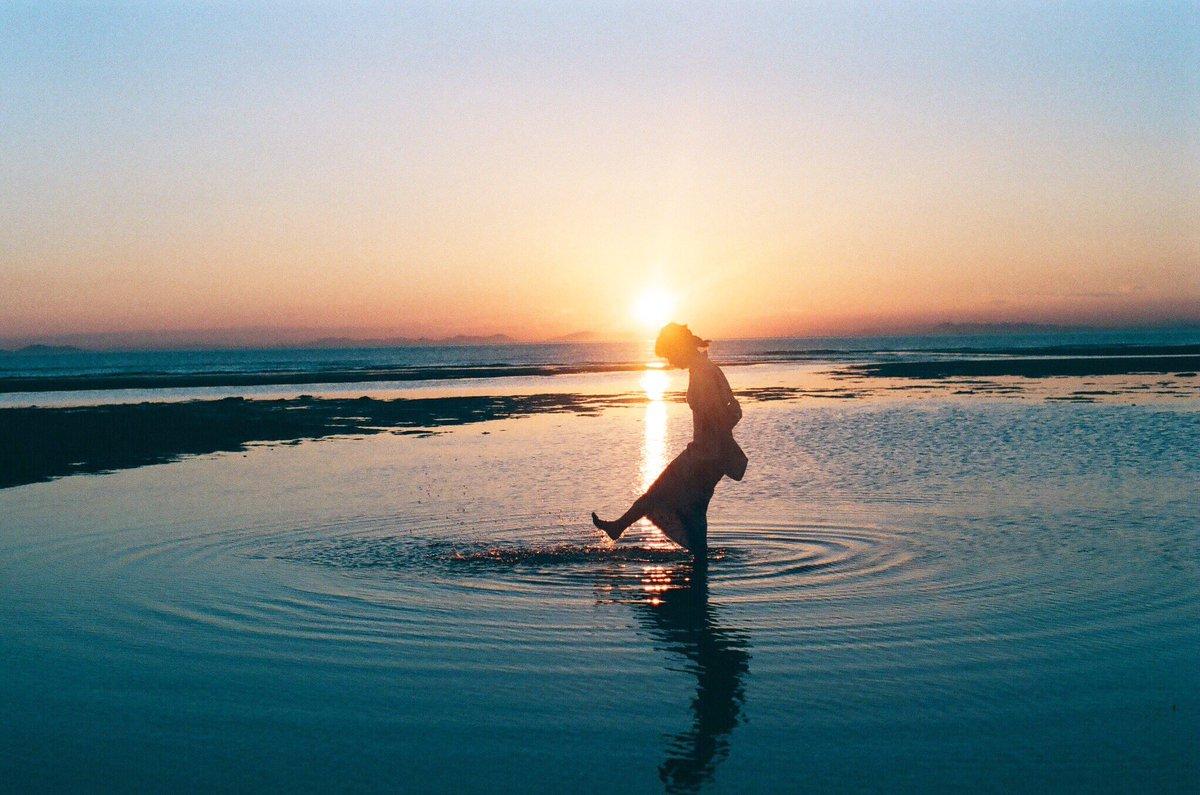 何度いってもやっぱりこの海すきだなと思う。