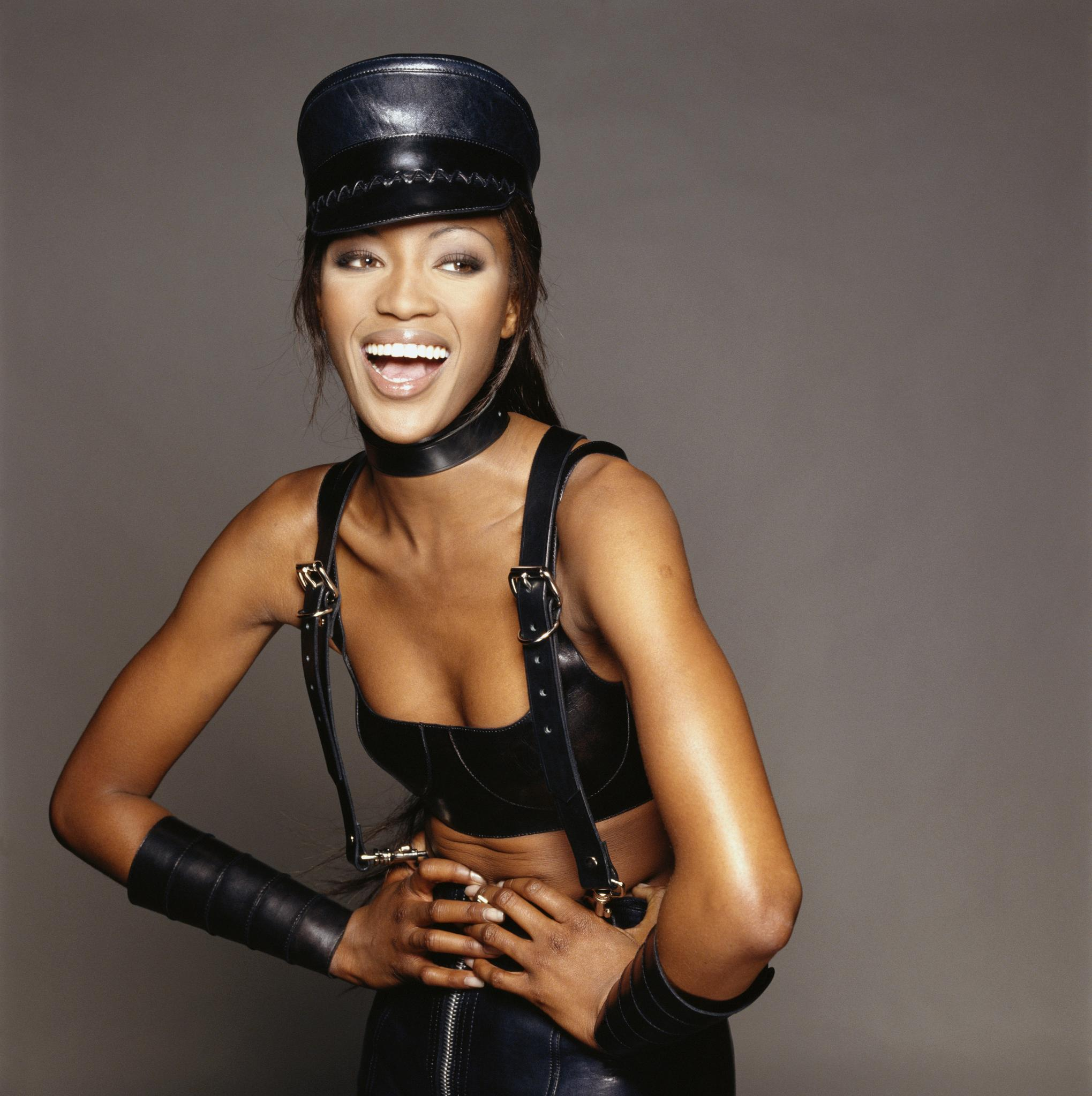 Happy birthday to supermodel Naomi Campbell, born on this day in 1970.