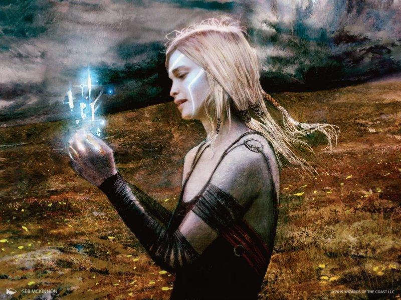 Image result for giver of runes full art