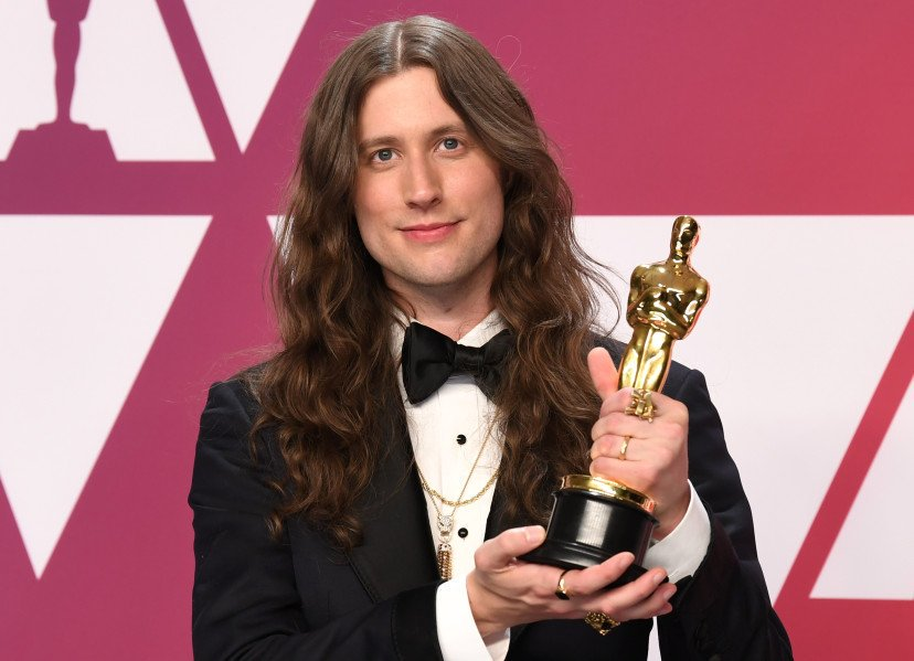 After winning the Best Original Score Oscar for #BlackPanther , Ludwig Göransson will work with Christopher Nolan on the action epic #Tenet. More details:  http:// bit.ly/2wfyLYY  &nbsp;  <br>http://pic.twitter.com/FPXrJOJ5HJ