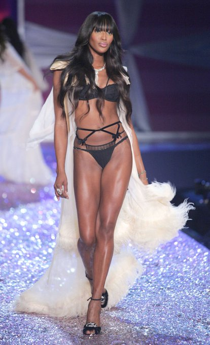 Happy birthday to the mother of supermodels, my all time favourite, Queen of Catwalk  NAOMI CAMPBELL
