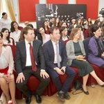 Image for the Tweet beginning: The winners of Armenian #journalism