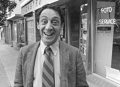 Happy birthday to Harvey Milk, the first openly gay politician in California.Ce