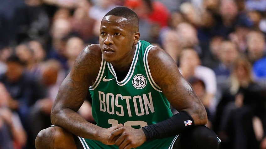 """.@EvGuyBoston FINALLY gives into all of the requests for this one!!  As a """"HUGE"""" Terry Rozier fan, what does he make of all this drama?   Check it out: https://t.co/DFRu0uBnWZ https://t.co/MUrPpF2Nna"""