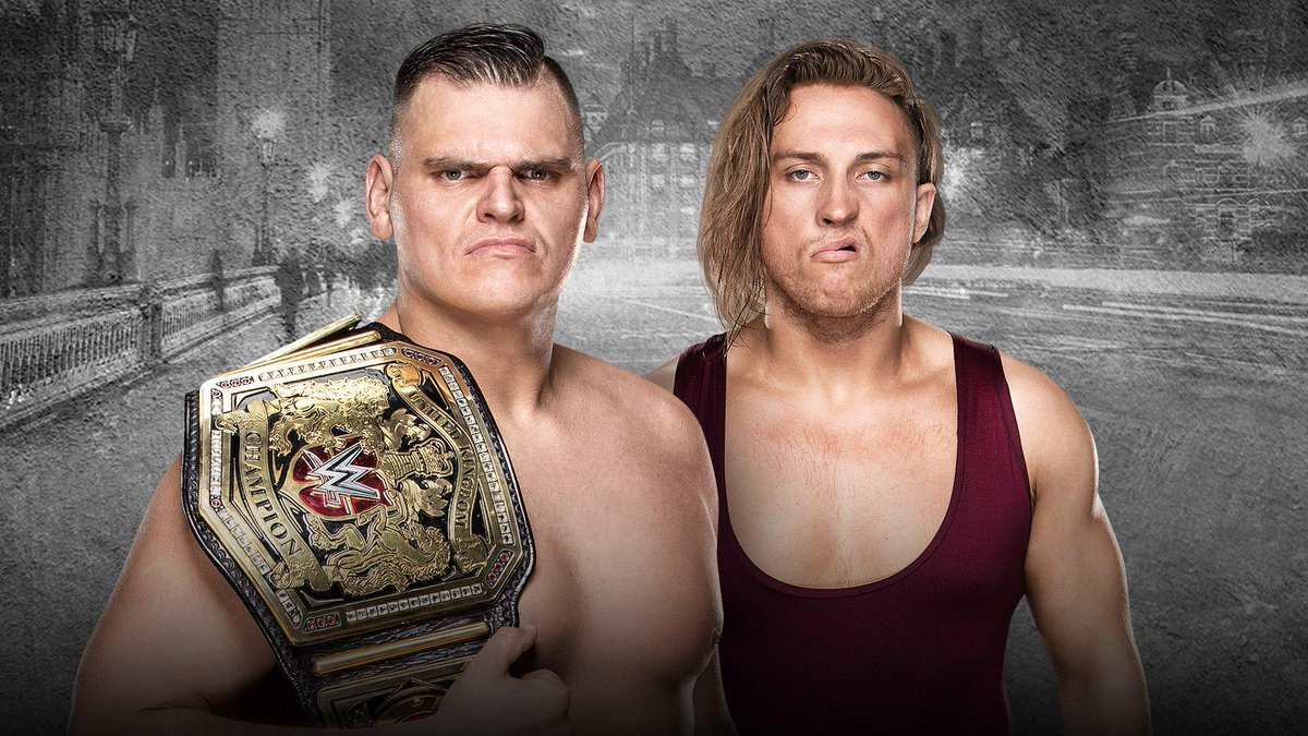 A HUGE @WWEUK Championship rematch takes place TODAY at 3 PM ET streaming on @WWENetwork when @PeteDunneYxB challenges @WalterAUT! #NXTUK