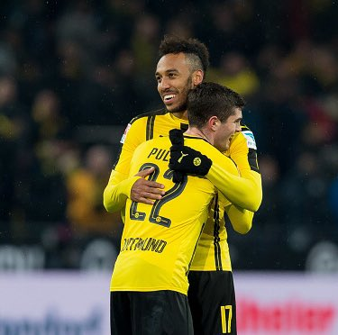 My bro welcome to the @premierleague  I know you gonna smash it  you  always showed me respect so I wish you all the best @cpulisic_10<br>http://pic.twitter.com/BbRQubXxrB