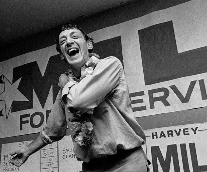 Happy Birthday and thank you to Harvey Milk!