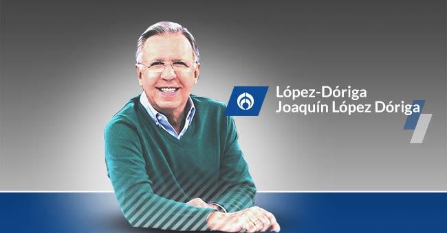 Toda la información la encuentras con @lopezdoriga por el 103.3 FM  #AbriendoLaConversación#LópezDórigaEnFormula #TeleFórmulahttp://bit.ly/2XszPFa