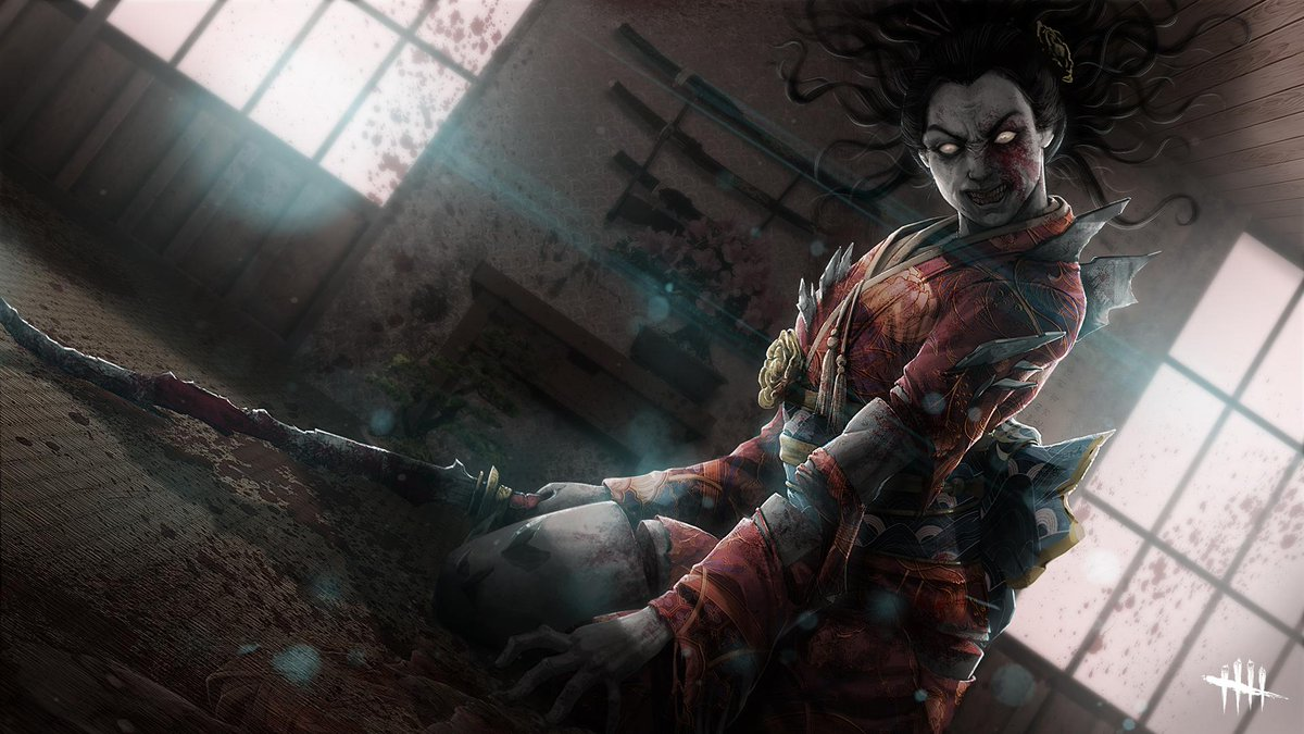 The Spirit's Tattered Tradition outfit is now available on all platforms #DeadbyDaylight #Steam #PS4 #XBOX