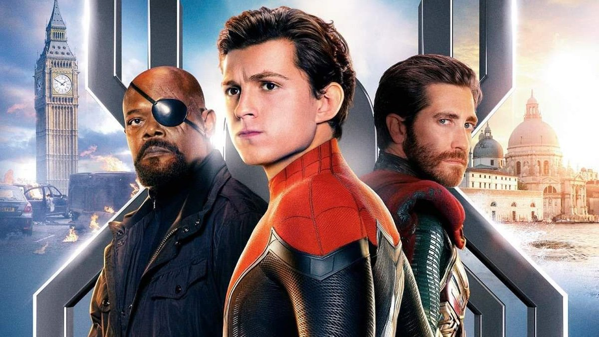 New Spider-Man: Far From Home Posters Released! mcucosmic.com/2019/05/22/new…