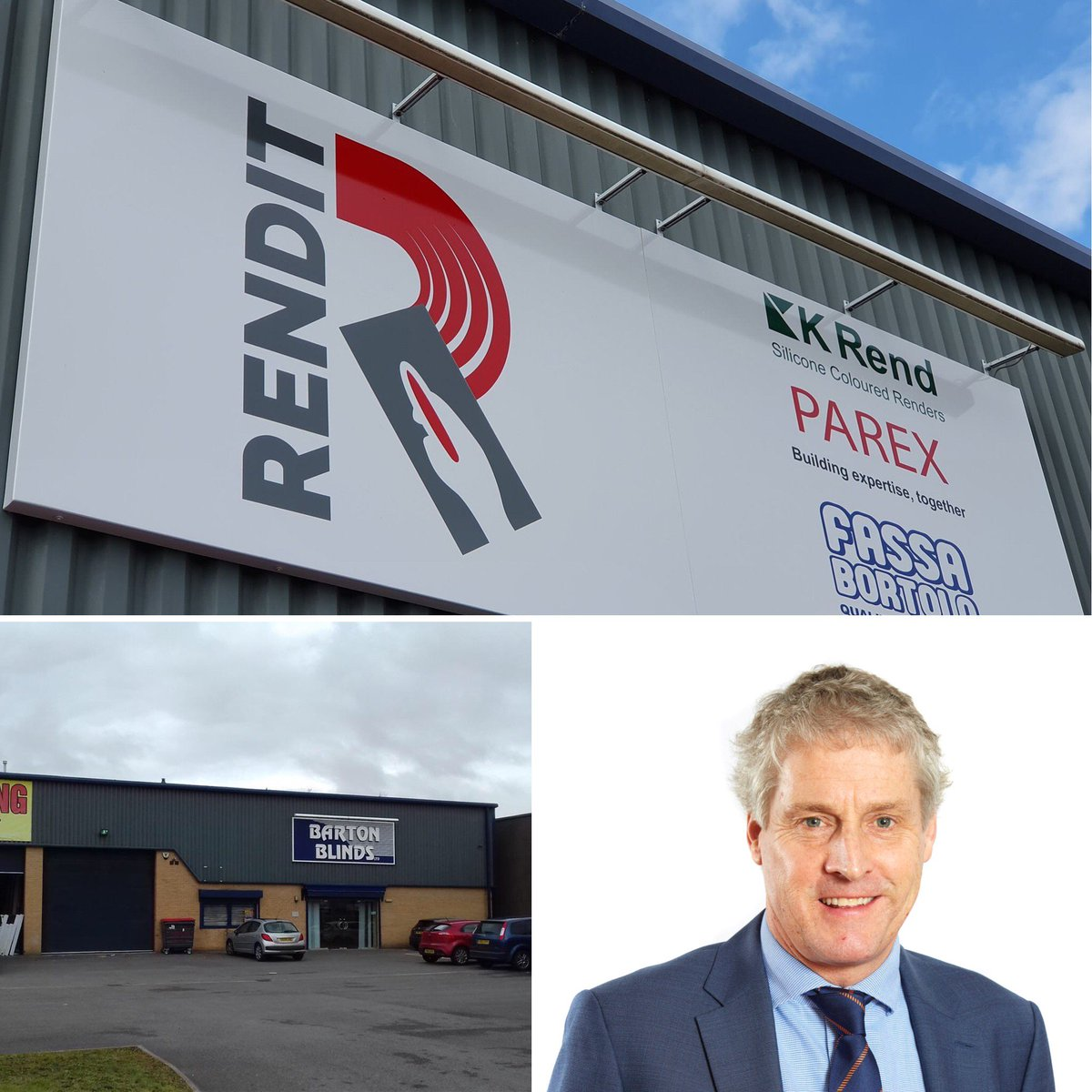 After helping Rendit find a new home on the Kirk Sandall Industrial Estate in #Doncaster, we're sure the rendering specialist will build on recent success #commercialproperty #doncasterisgreat http://ow.ly/eBSG50umzxm