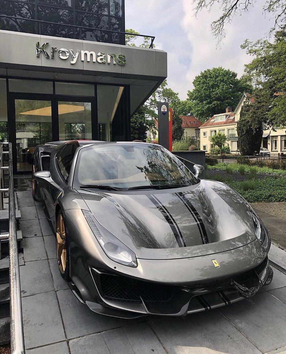 Luxury On Twitter Ferrari 488 Pista Spider