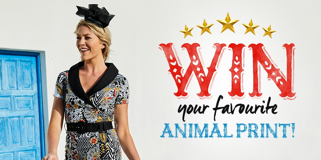 #CompetitionTime  Retweet, like this post and comment below with your favourite animal #emoji and you could #WIN an awesome prize!  T&amp;C&#39;s apply - Good luck!  #lovejoebrowns #joebrowns #giveaway #win #prize #prizes #competition #womenswear #menswear #animalprint #animals<br>http://pic.twitter.com/93dTlknTcE