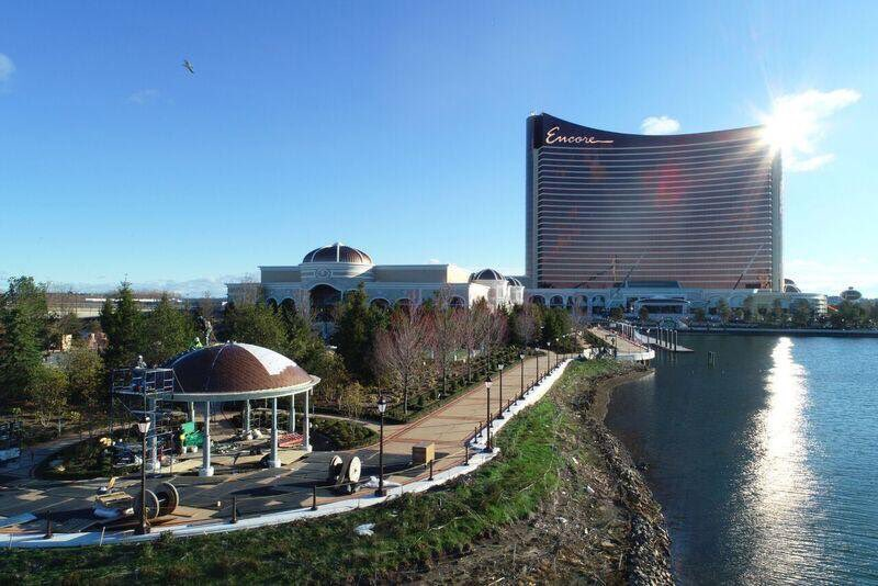 Last Call 4am: The new Encore Boston Harbor casino (slated to open June 23rd) just received 4am last call approval for active gamblers. http://bhne.ws/qiYcPLK
