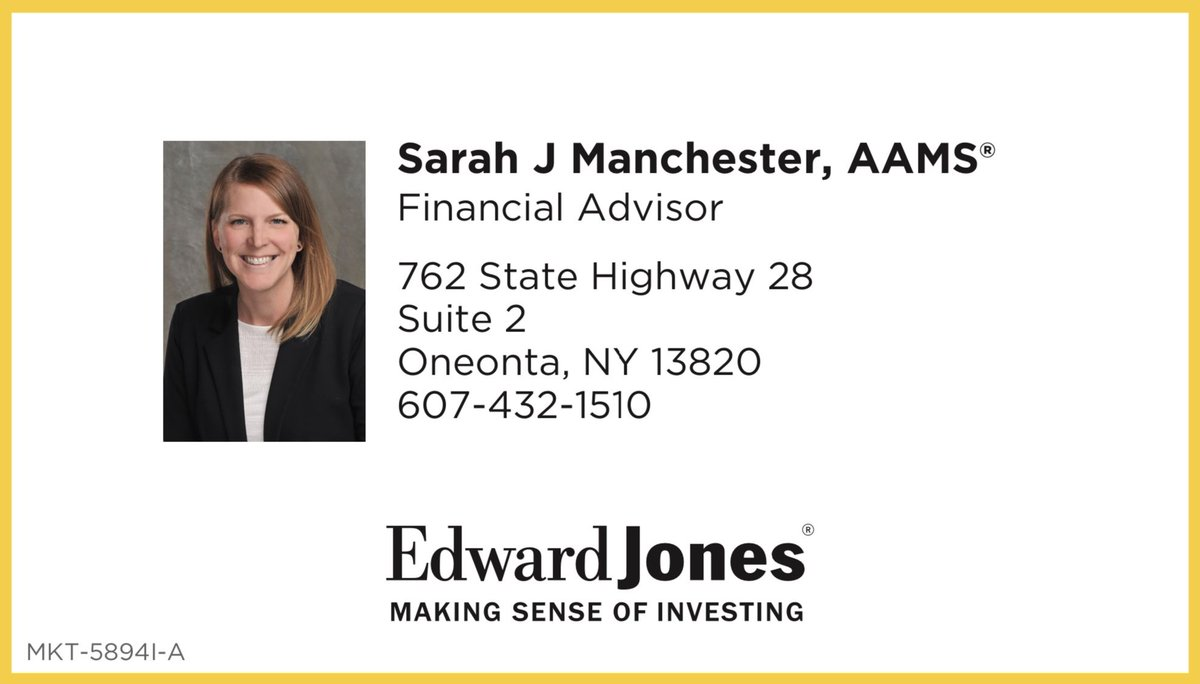 In an era where convenience is king, financial advisors can differentiate themselves by putting client experience first. See the research we sponsored with Dow Jones, and learn more about how Edward Jones is helping financial advisors be forward-thinking.  https://t.co/FqC29eBrIA https://t.co/wTK1AWKjy5