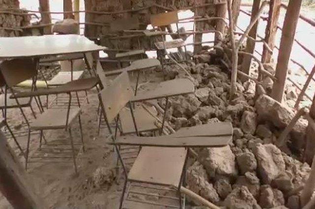 Entregan aulas dignas a cien niños wayú que estudiaban entre polvo y piedrashttp://bit.ly/2HvZxCL