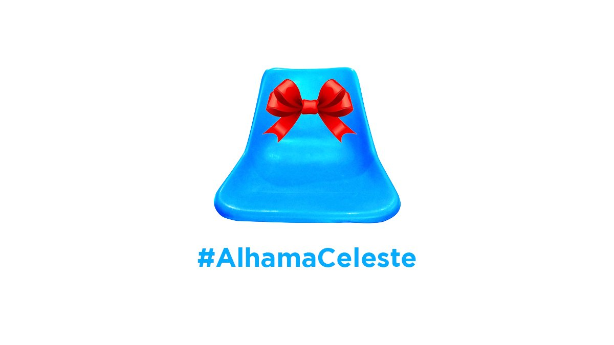 Imagen con la que el Celta comunicaba al Alhama que le donaba los asientos (Foto: RCCV).