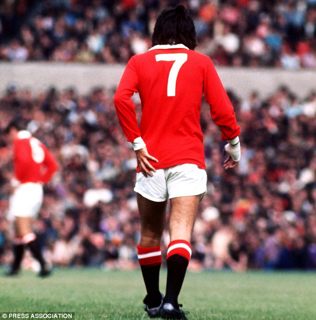 Happy birthday to the great George Best on what would have been his 73rd birthday.