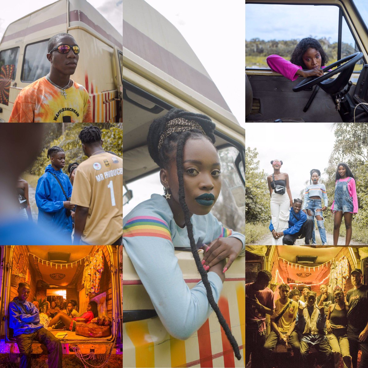 """Its For Secondary School Students"" - Twitter Users React To Rema's Dumebi Video"