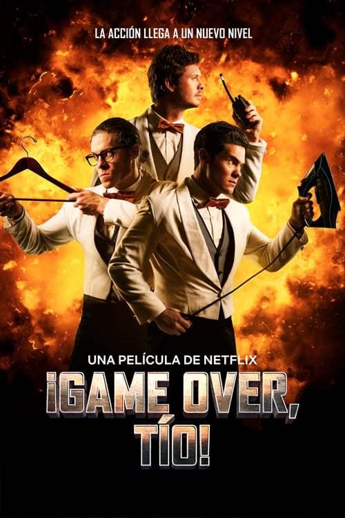 #Cine – Game over, tio (2018)[2019-36] https://culturaprovisional.wordpress.com/2019/03/20/cine-game-over-tio-2018-2019-36/…