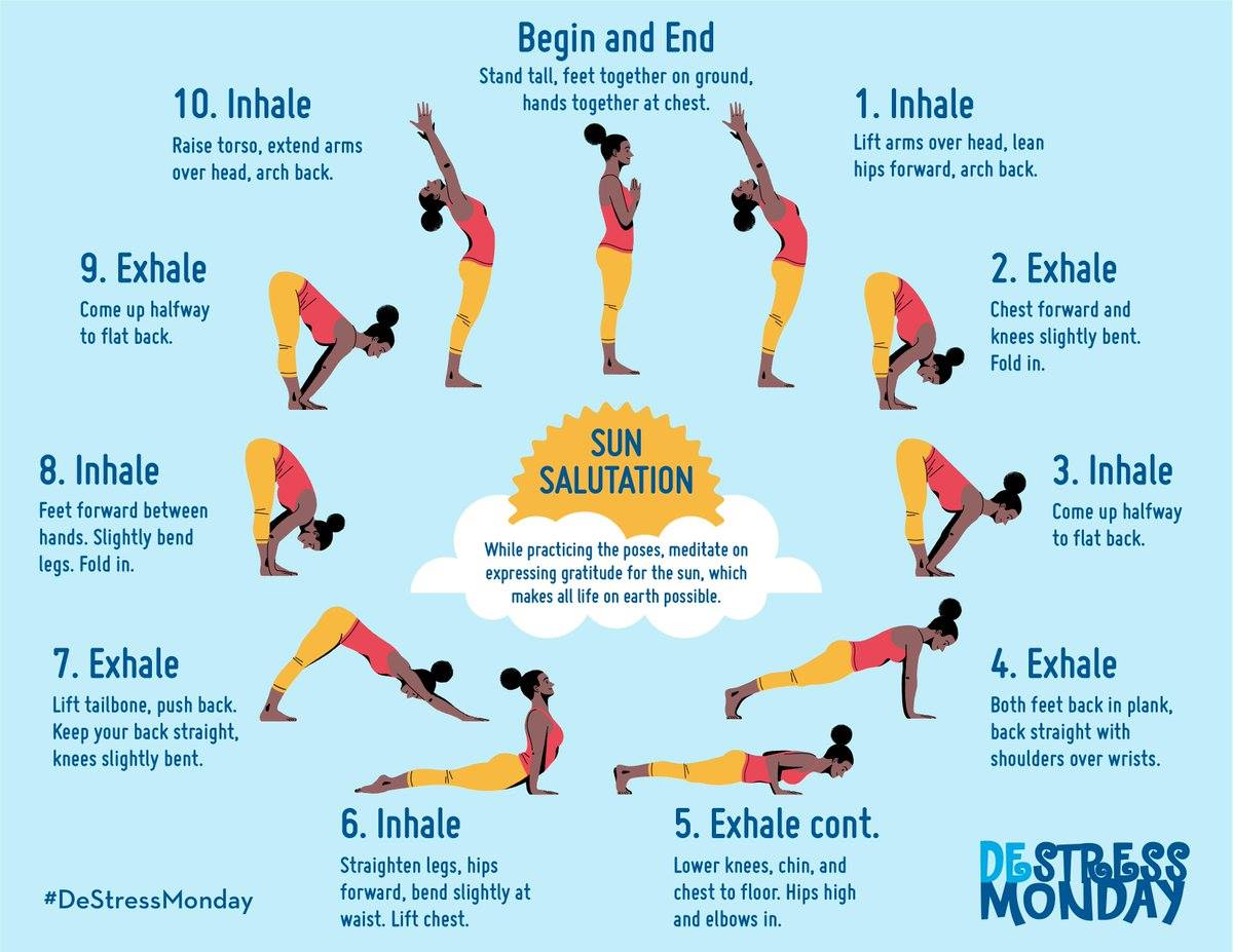 #sunsalutations make for an excellent finals week study break  #finishstrong #breathedeep<br>http://pic.twitter.com/Up6kPizDMY