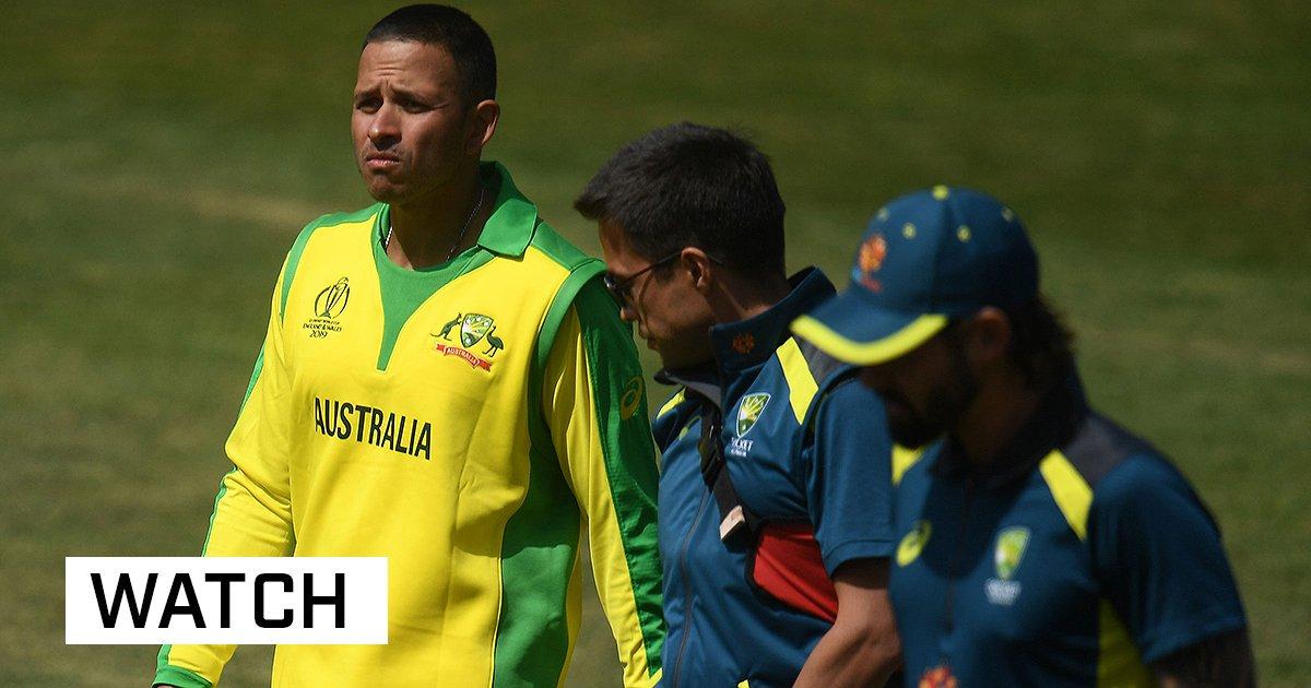 cricket.com.au's photo on usman khawaja