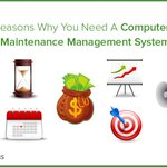 31 Reasons Why You Need A Computerized Maintenance Management System #CMMS  https://t.co/tQyV4Exic8