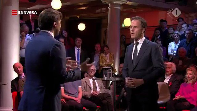 Rutte over Baudet: 'Je bent een Ruslandknuffelaar'