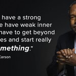 Image for the Tweet beginning: Thank you @RealBenCarson for helping