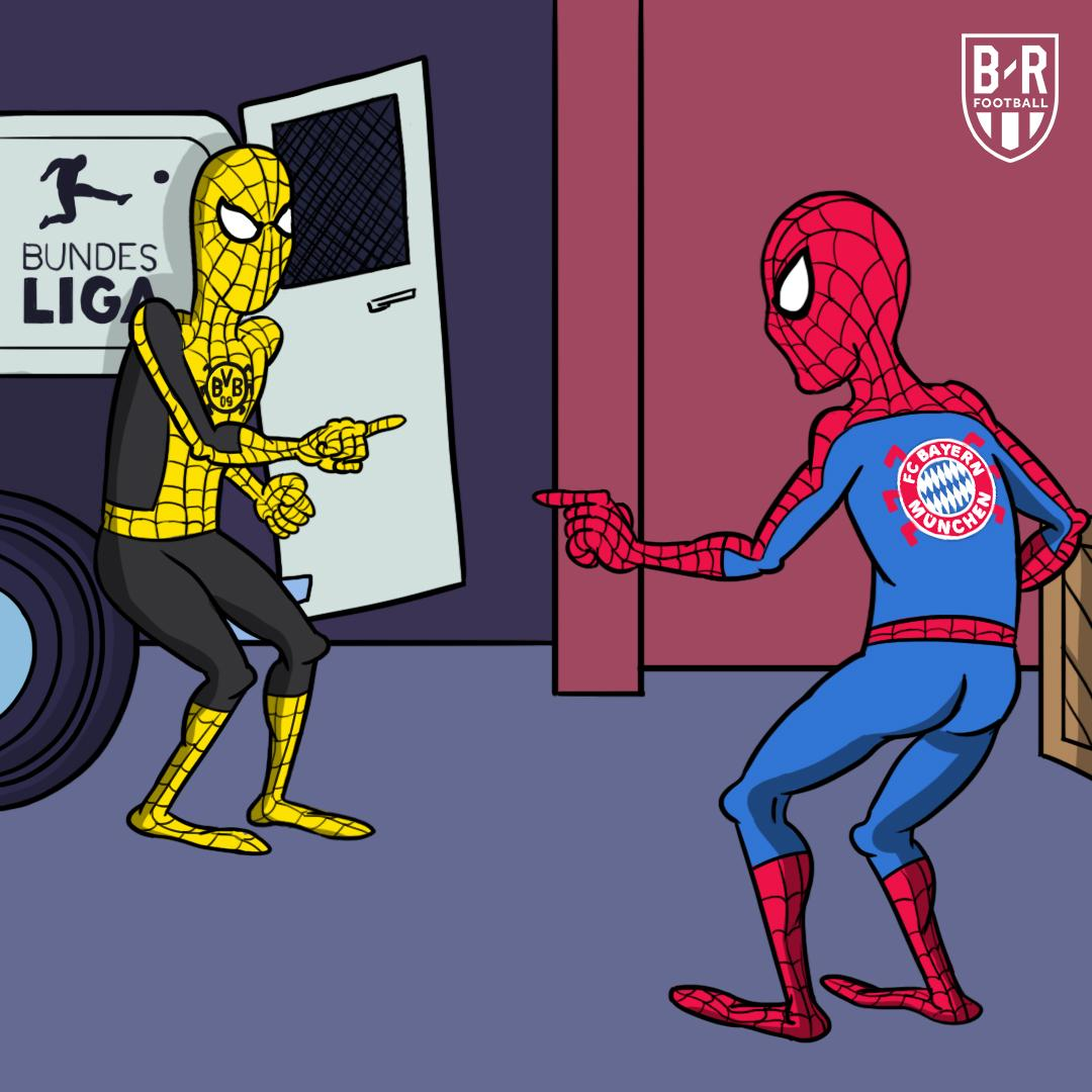 Raiding the best players in the Bundesliga like… 👉👈