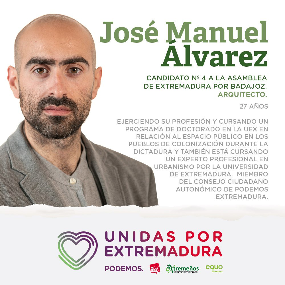 N° 4 por Badajoz: @sete_alvarez