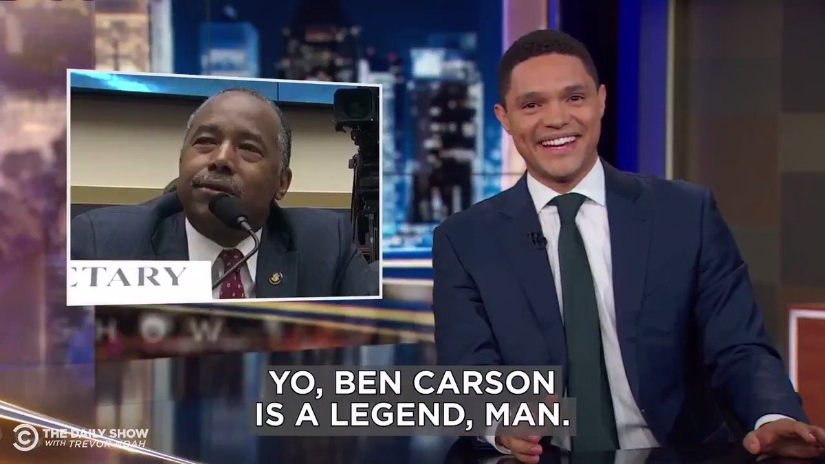 Ever worry you're bad at your job? Meet Ben Carson.