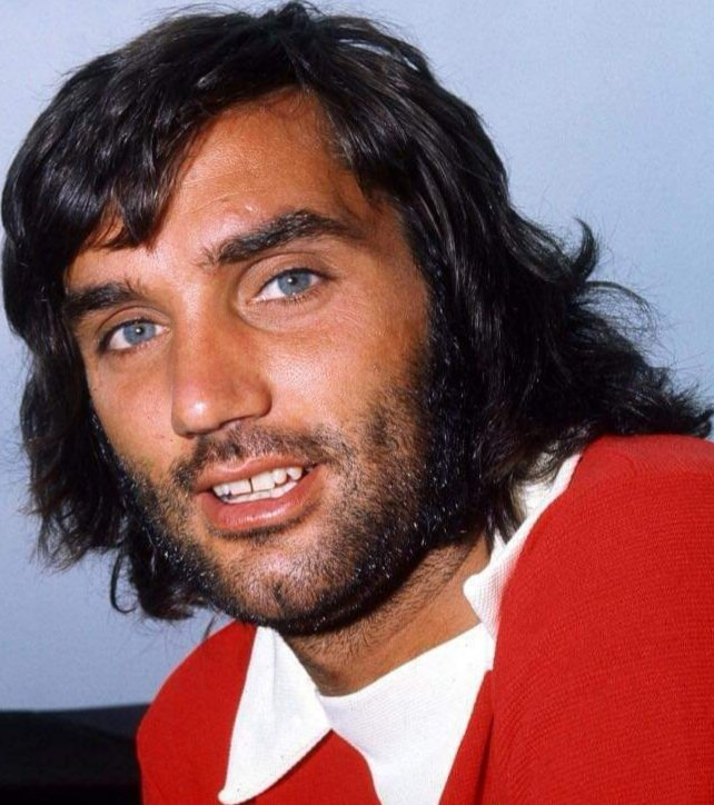 Your dad was a legend and would be so proud of you. Happy birthday, George Best.