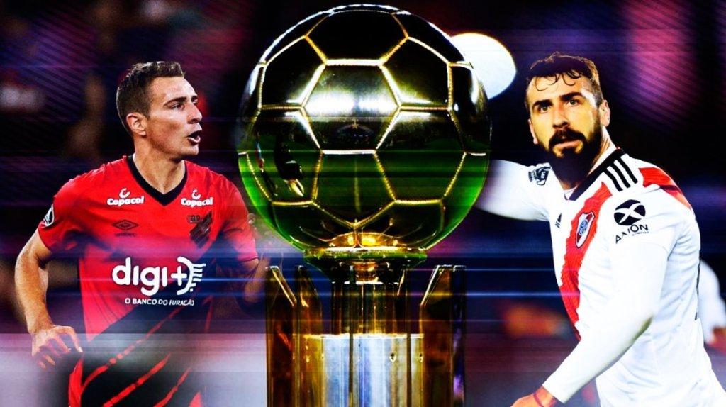 #RecopaSudamericana | River visita a Paranaense por la primera final del título sudamericano