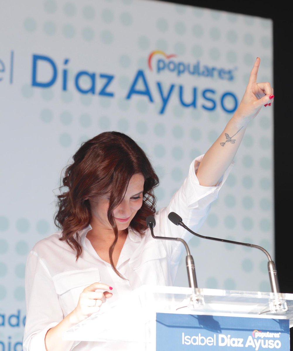 Isabel Díaz Ayuso - Página 2 D7MFIzFWsAErf4r