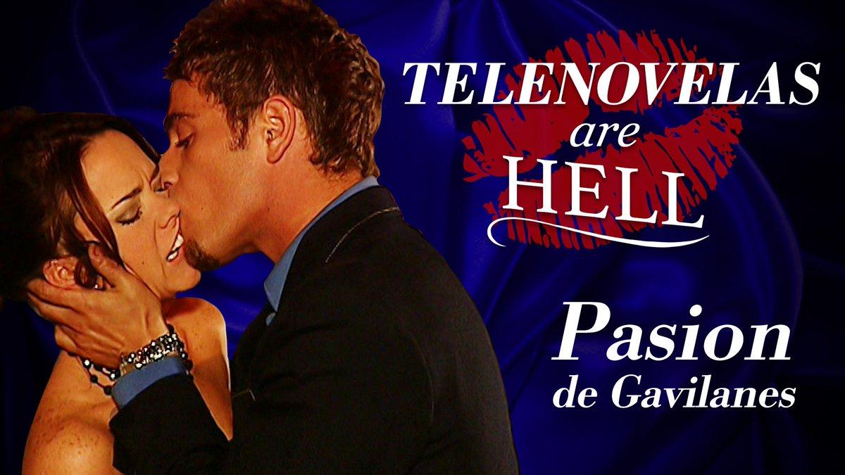 Pasión de Gavilanes is a telenovela that's equal parts sexy and horrifying https://www.funnyordie.com/2019/5/23/18635874/telenovelas-are-hell-pasion-de-gavilanes…