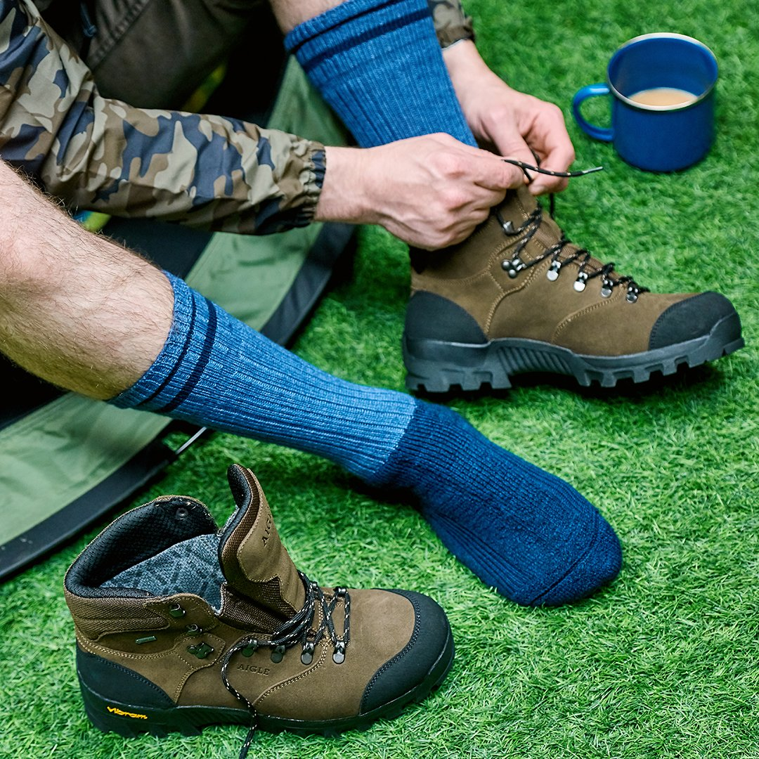 Get festival ready with HJ's Explorer Softop®!Made from wool these socks are anti-bacterial & super soft. Offering moisture control & excellent thermal properties they will ensure the best environment for your feet in even the muddiest field!https://www.hj.co.uk/hj835-explorer-softop…#socks