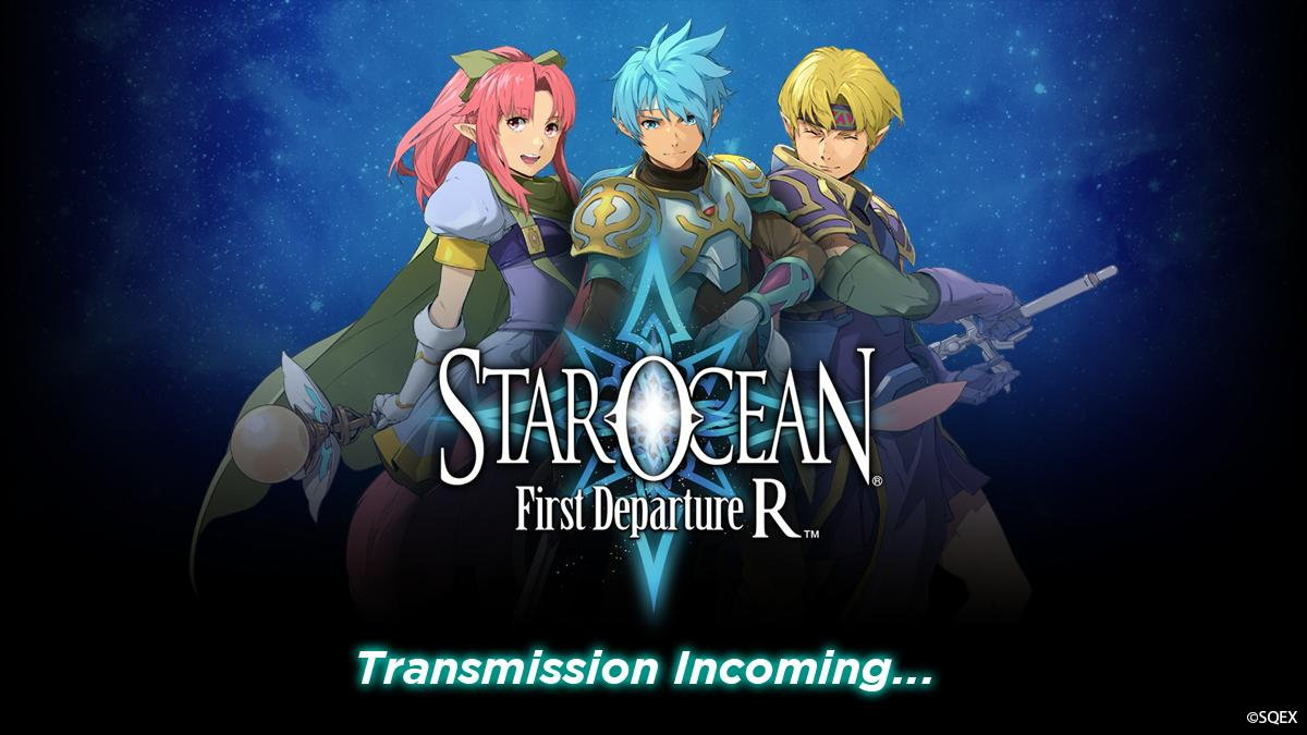 Star Ocean: First Departure R announcement