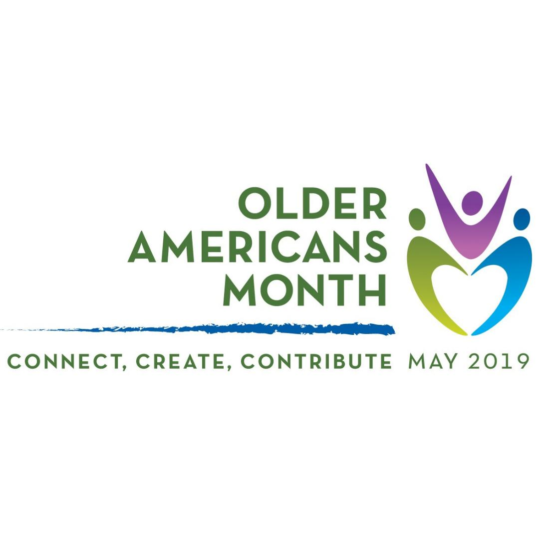 May is #OlderAmericansMonth. Let's amplify the many voices of seniors &amp; raise awareness of critical aging issues across the country!  To learn more:  https:// bit.ly/2ITX2v8  &nbsp;    #MaryWade #OAM19 #SeniorLiving #SeniorCare #NursingHome #NewHaven<br>http://pic.twitter.com/l61ss803bt